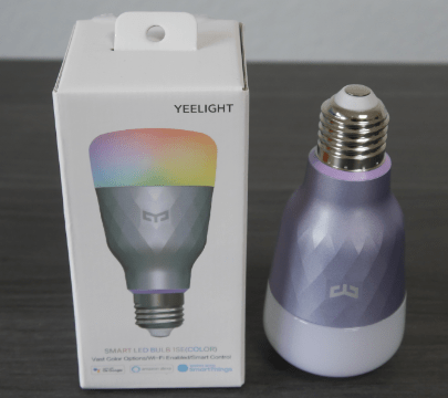 Yeelight Smart LED Bulb 1SE title